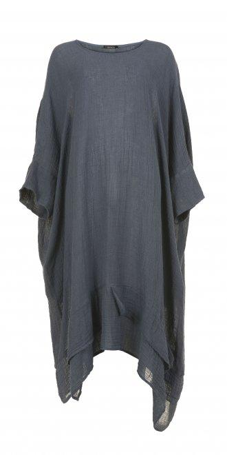 IDARETOBE Exclusive Arancio Linen Dress One-Size UK 16-30