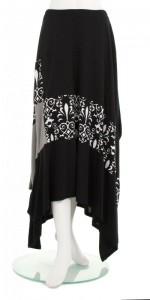 Leger Monochrome Skirt