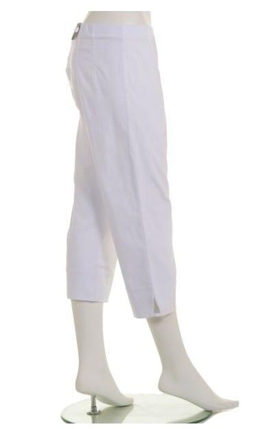 capri white trouser