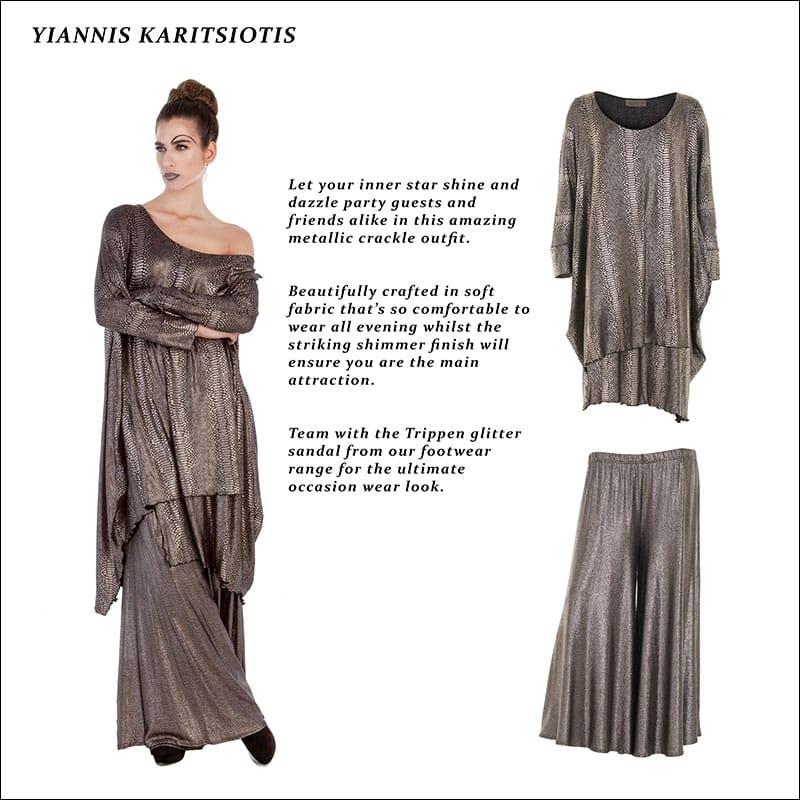 Yiannis-Karitsiotis-metallic-crackle-occasion-outfit