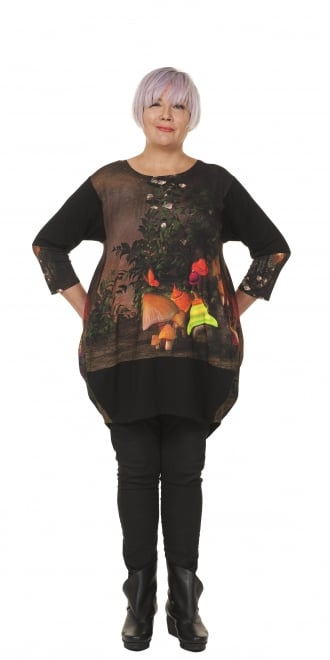 Mp By Style Magical Forest Tunic