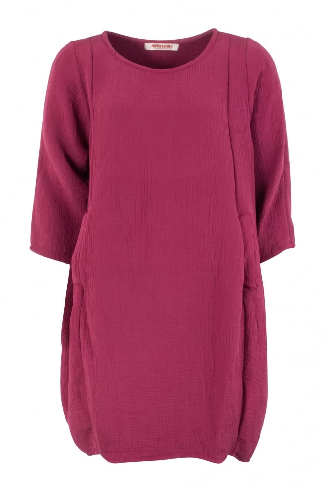 Privatsachen Spannung Textured Tunic-Dress