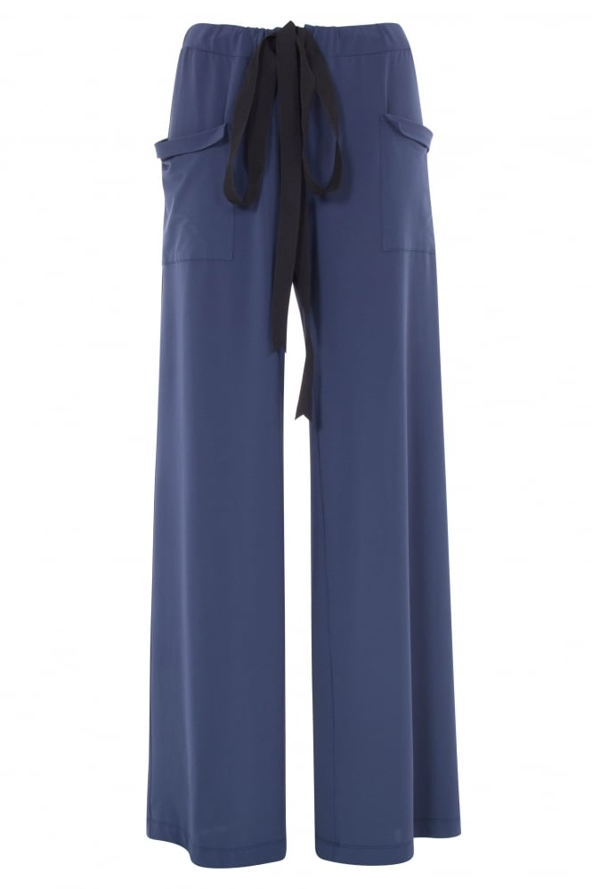 Xenia Design Skit Blue Trouser
