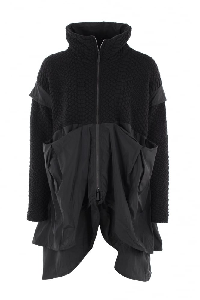 Link Black Architectural Nixie Jacket
