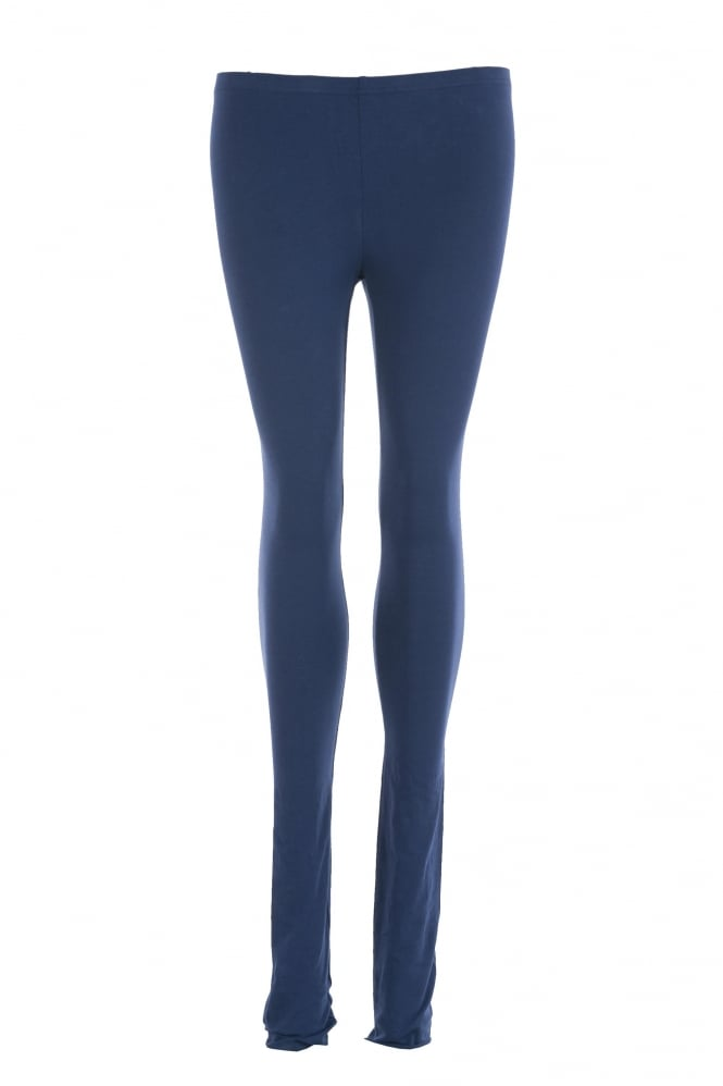 Rundholz Black Label Blue Cotton Leggings