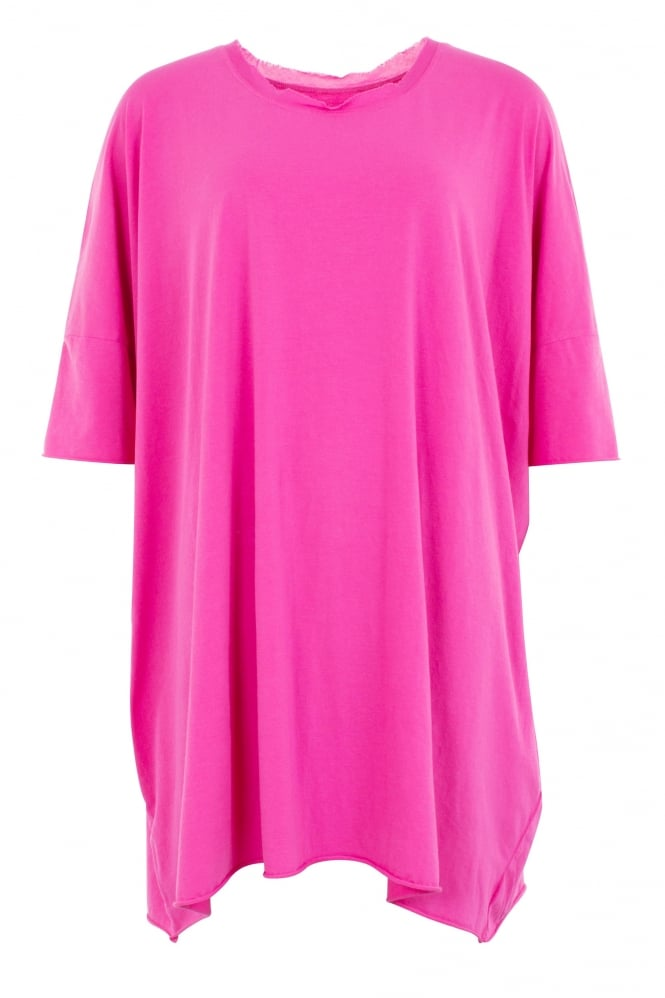 Rundholz Black Label Pink Oversize Cotton Dress