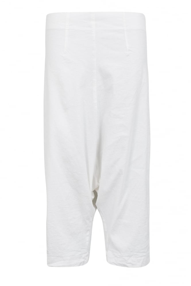Rundholz Black Label White Feature Stripe Trouser