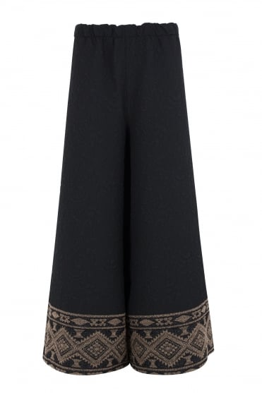 Gabi Wide Leg Trouser
