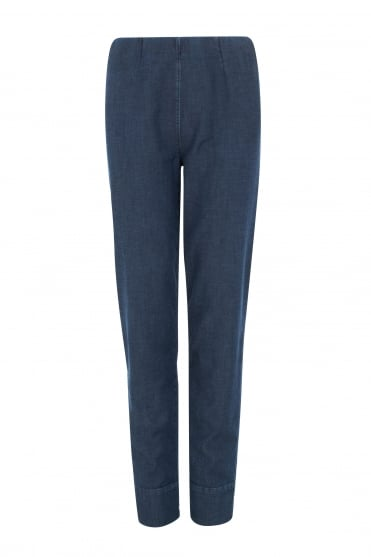 Denim Cigar Trouser