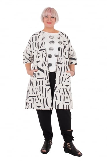 Statement Reversible Coat
