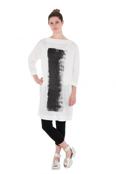 Hand Painted Tunic-Dress