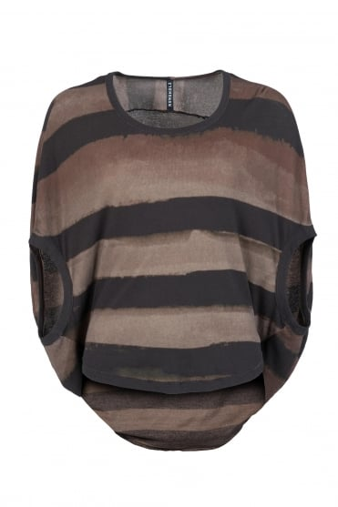 Saphir Stripe Top