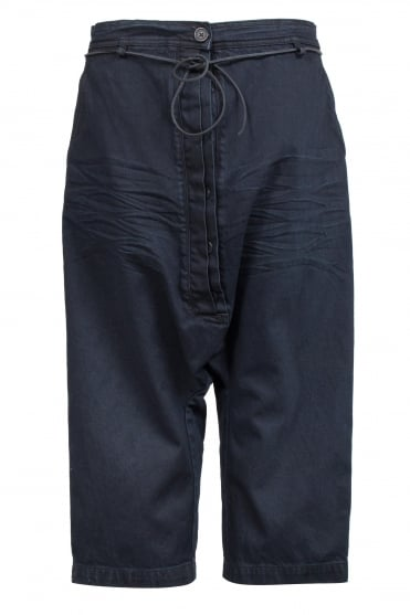 Denim Trouser With Feature Stripe